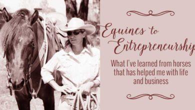Equines to Entrepreneurship