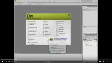 Creating and Editing Custom Website Templates in Dreamweaver CS4