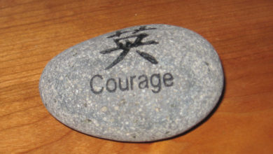 """How I Found """"Courage"""""""