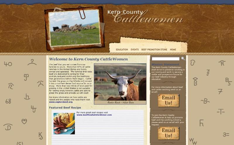 Kern County CattleWomen