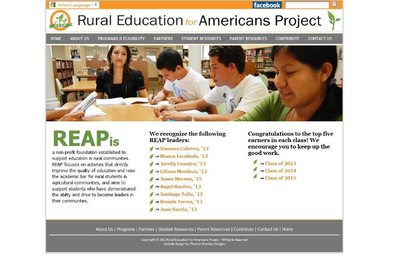 Rural Education for Americans Project
