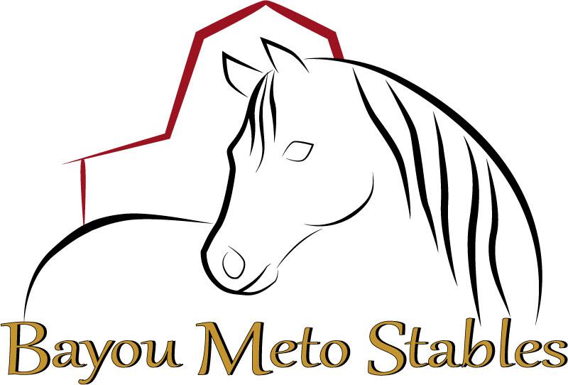 Bayou Meto Stables Logo