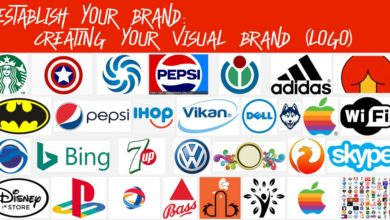 Establish Your Brand: Creating Your Visual Brand (Logo) – The Branding Pen Article 6.3