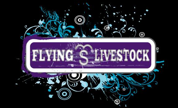 Flying S Livestock Logo