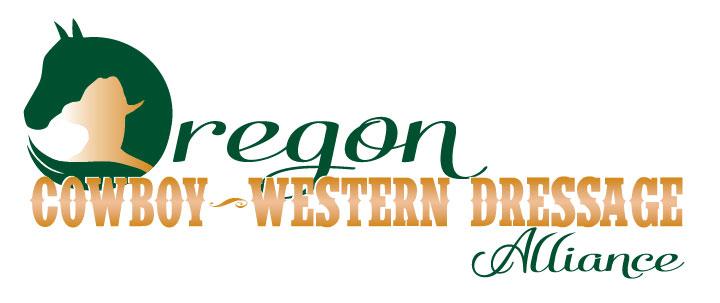 Oregon Cowboy Western Dressage Alliance Logo