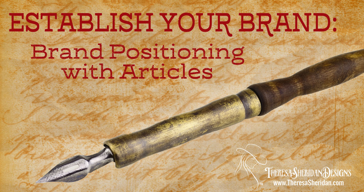 Brand Positioning with Articles