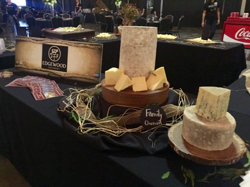 Edgewood Creamery, artisan cheese