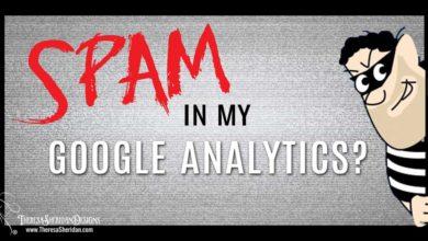 Spam in Your Google Analytics?