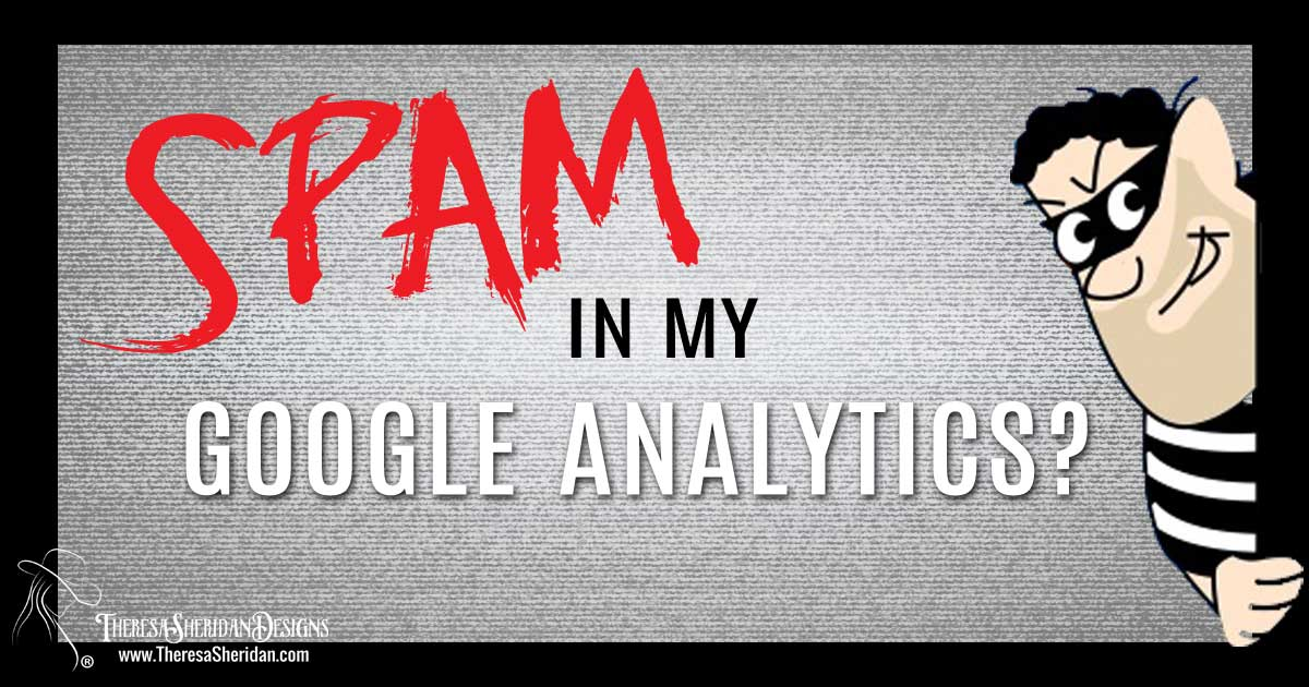 Spam in my Google Analytics?
