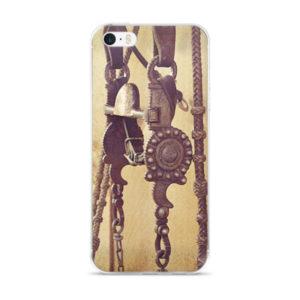 Vintage Bridle Bit – iPhone 5/5s/Se, 6/6s, 6/6s Plus Case