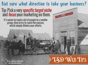Not sure what direction to take your biz?