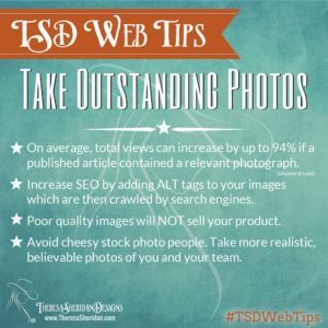 Take OUTSTANDING photos