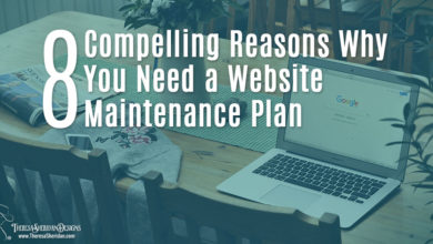 8 Compelling Reasons Why You Need Regular Website Maintenance