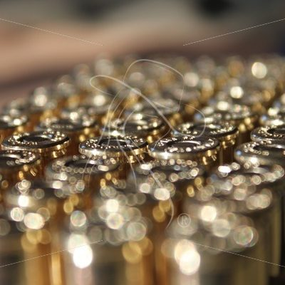 Close up of ammunition with bokeh effect - Theresa Sheridan Designs