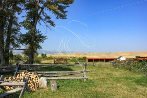 Grant-Kohrs Historic Ranch, Montana - Theresa Sheridan Designs