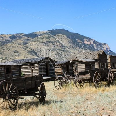 Old Trail Town, Cody, Wyoming - Theresa Sheridan Designs