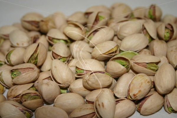 Raw pistachios in the shell - Theresa Sheridan Designs