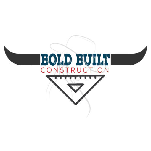 pre-made construction logo