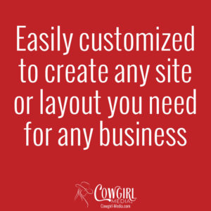 easily customize wordpress layout