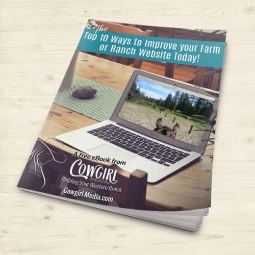 farm or ranch website ebook