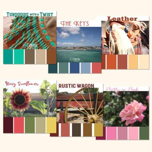 free color palettes