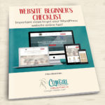 Website Beginner's Checklist ebook